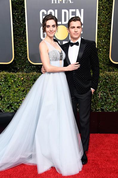 Alison Brie「76th Annual Golden Globe Awards - Arrivals」:写真・画像(3)[壁紙.com]