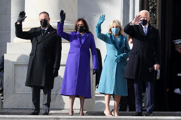 Presidential Inauguration「Joe Biden Sworn In As 46th President Of The United States At U.S. Capitol Inauguration Ceremony」:写真・画像(15)[壁紙.com]