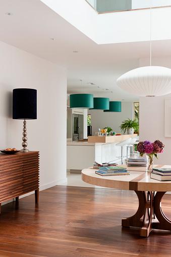 Lamp Shade「New build home of interior designer Jemima Withey」:スマホ壁紙(18)