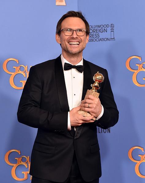 73rd Golden Globe Awards「73rd Annual Golden Globe Awards - Press Room」:写真・画像(12)[壁紙.com]
