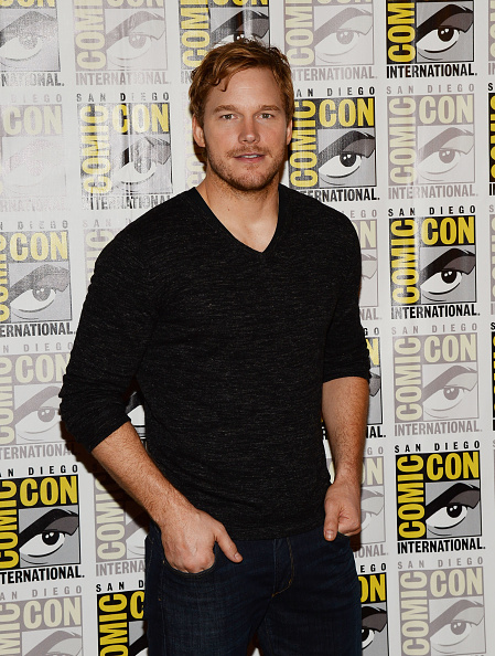"""Comic con「Marvel Studios' """"Thor: The Dark World,"""" """"Captain America: The Winter Soldier"""" And """"Guardians Of The Galaxy"""" Red Carpet - Comic-Con International 2013」:写真・画像(12)[壁紙.com]"""