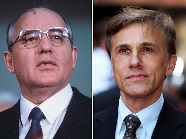 Composite Image「FILE PHOTO - Christoph Waltz To Play Mikhail Gorbachev In Biopic」:写真・画像(13)[壁紙.com]