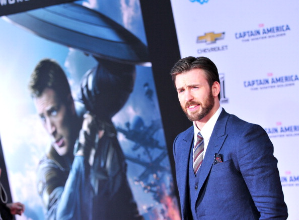 "Captain America「Premiere Of Marvel's ""Captain America: The Winter Soldier"" - Arrivals」:写真・画像(0)[壁紙.com]"