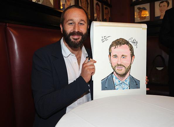 式典「Sardi's 'Of Mice And Men' Portrait Unveiling Ceremony」:写真・画像(19)[壁紙.com]