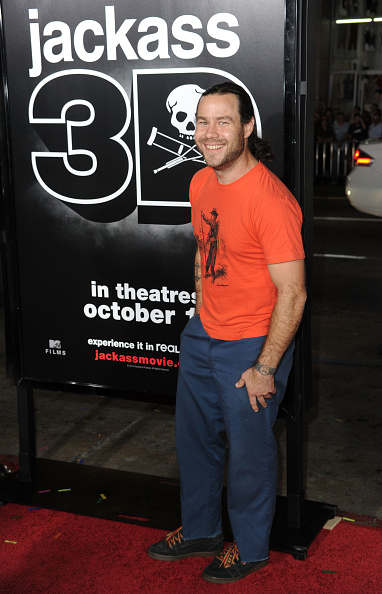 "Orange Color「Premiere Of Paramount Pictures And MTV Films' ""Jackass 3D"" - Arrivals」:写真・画像(12)[壁紙.com]"