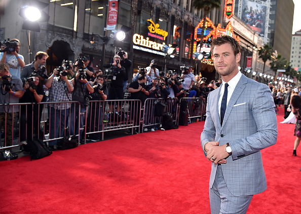 "Beige「Premiere Of Marvel's ""Avengers: Age Of Ultron"" - Red Carpet」:写真・画像(11)[壁紙.com]"