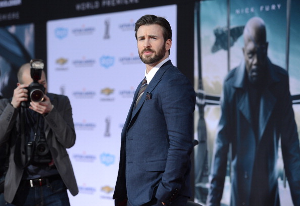 "Captain America「Premiere Of Marvel's ""Captain America: The Winter Soldier"" - Arrivals」:写真・画像(16)[壁紙.com]"