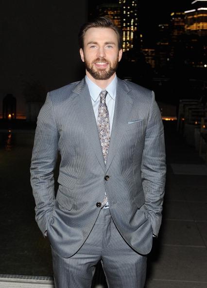 俳優「The Cinema Society & Gucci Guilty Host A Screening Of Marvel's 'Captain America: The Winter Soldier' - After Party」:写真・画像(17)[壁紙.com]