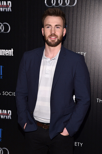 "Captain America「The Cinema Society With Audi And FIJI Water Host A Screening Of Marvel's ""Captain America: Civil War""」:写真・画像(5)[壁紙.com]"