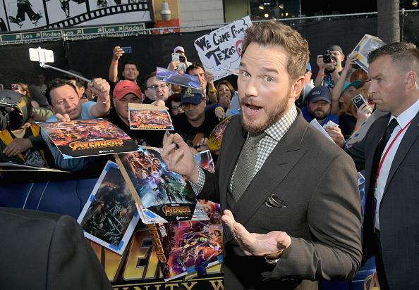 俳優「Los Angeles Global Premiere for Marvel Studios' 'Avengers: Infinity War'」:写真・画像(0)[壁紙.com]