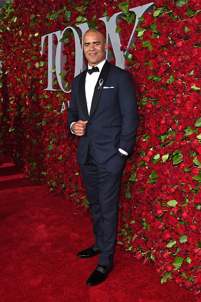 Chris Jackson「2016 Tony Awards - Red Carpet」:写真・画像(16)[壁紙.com]