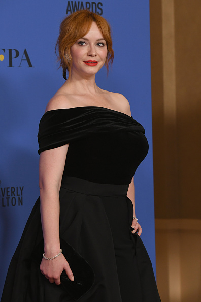 The Beverly Hilton Hotel「75th Annual Golden Globe Awards - Press Room」:写真・画像(8)[壁紙.com]