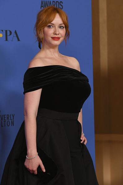 ビバリーヒルズ「75th Annual Golden Globe Awards - Press Room」:写真・画像(16)[壁紙.com]