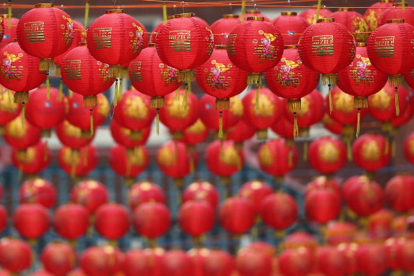 Chinese New Year「Preparations For Chinese New Year In China Town」:写真・画像(16)[壁紙.com]