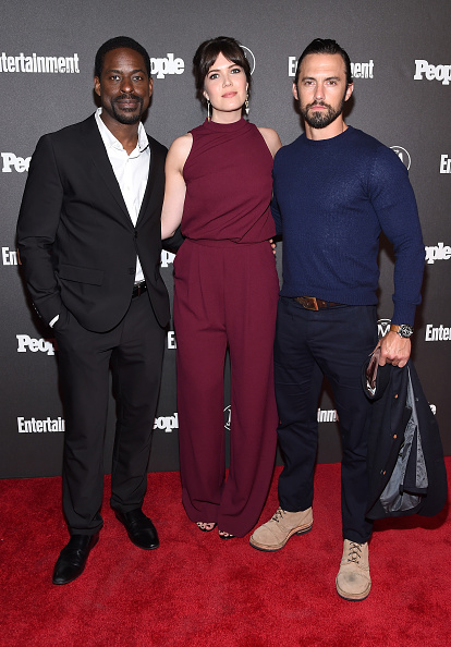 Entertainment Weekly「Entertainment Weekly & People Upfronts Party 2016 - Arrivals」:写真・画像(8)[壁紙.com]