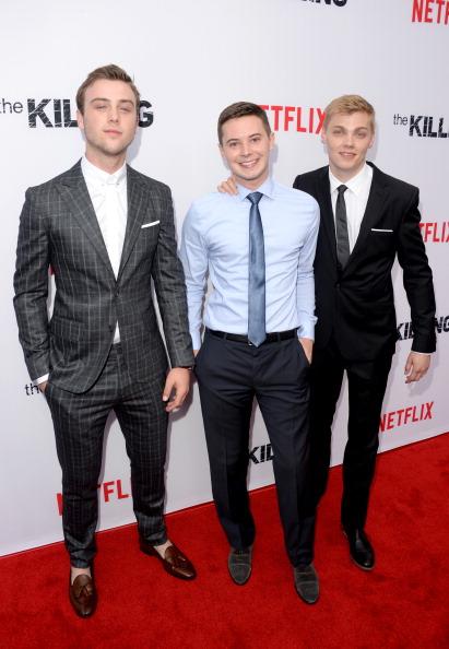 "ArcLight Cinemas - Hollywood「Premiere Of Netflix's ""The Killing"" Season 4 - Arrivals」:写真・画像(17)[壁紙.com]"
