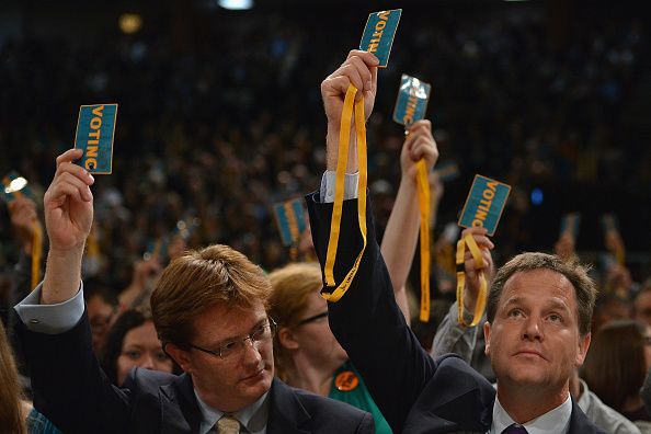 Strategy「The Liberal Democrats Hold Their Annual Party Conference」:写真・画像(12)[壁紙.com]