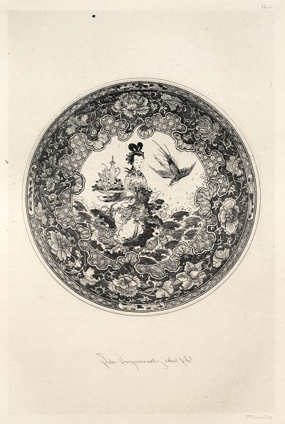 Etching「History Of The Ceramic Art: A Descriptive And Philosophical Study Of The Pottery...(Plate V)」:写真・画像(18)[壁紙.com]