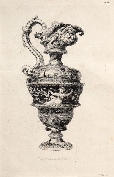 Vase「History Of The Ceramic Art: A Descriptive And Philosophical Study Of The Pottery...Plate I)」:写真・画像(18)[壁紙.com]