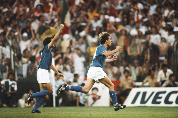 Italy「1982 FIFA World Cup Final Italy v West Germany」:写真・画像(14)[壁紙.com]