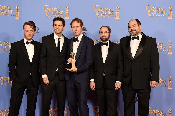 73rd Golden Globe Awards「73rd Annual Golden Globe Awards - Press Room」:写真・画像(9)[壁紙.com]