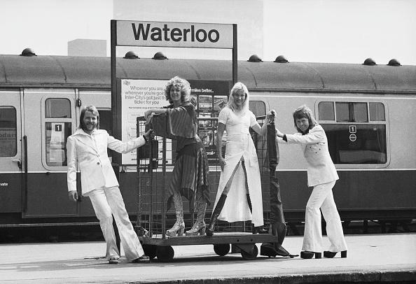 アグネタ フォルツコッグ「Waterloo」:写真・画像(9)[壁紙.com]