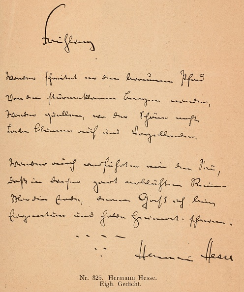 Manuscript「Hesse's Spring」:写真・画像(18)[壁紙.com]