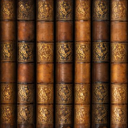 Spelling「Antique Library Books」:スマホ壁紙(18)