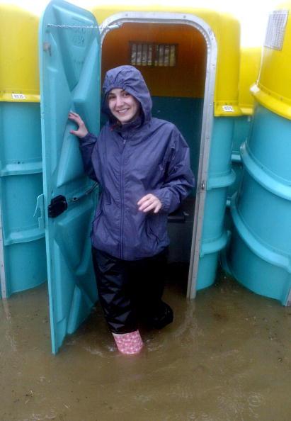 Torrential Rain「Glastonbury Music Festival 2005 - Day 1」:写真・画像(8)[壁紙.com]