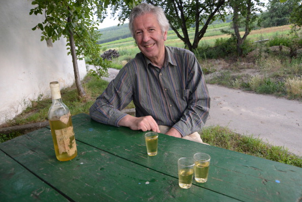 Architectural Feature「Austrian Author Alfred Komarek In His Wine Cellar In The Waldviertel (Forest Quarter). Lower Austria. July, 7Th 2012. Photograph.」:写真・画像(10)[壁紙.com]