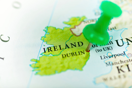Dublin - Republic of Ireland「Dublin, Ireland」:スマホ壁紙(11)