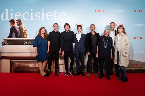 Daniel Cabrera「'Diecisiete' By Netflix - Madrid Premiere」:写真・画像(9)[壁紙.com]