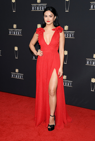 Camila Mendes「8th Annual NFL Honors - Arrivals」:写真・画像(14)[壁紙.com]