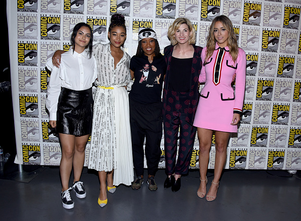 San Diego Convention Center「Entertainment Weekly Women Who Kick Ass Panel at San Diego Comic-Con 2018」:写真・画像(15)[壁紙.com]