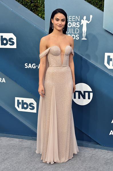 Nude Colored Dress「26th Annual Screen ActorsGuild Awards - Arrivals」:写真・画像(3)[壁紙.com]