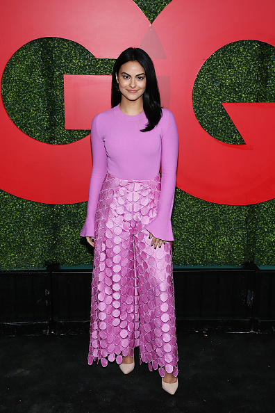 Camila Mendes「2018 GQ Men Of The Year Party - Arrivals」:写真・画像(15)[壁紙.com]