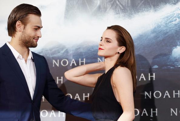 エマ・ワトソン「'Noah' Germany Premiere」:写真・画像(0)[壁紙.com]