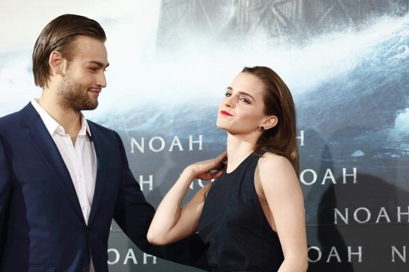 エマ・ワトソン「'Noah' Germany Premiere」:写真・画像(7)[壁紙.com]