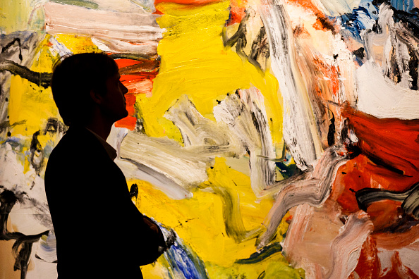 Fine Art Painting「Masterpieces From The Taubman Collection At Sotheby's」:写真・画像(12)[壁紙.com]