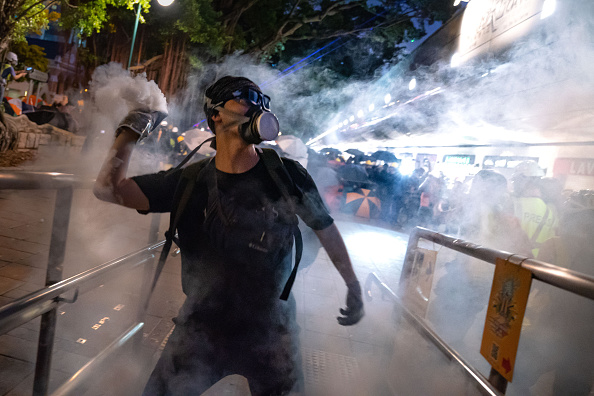 Bestpix「Unrest In Hong Kong During Anti-Extradition Protests」:写真・画像(1)[壁紙.com]