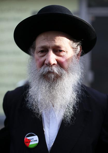 Oli Scarff「Israeli Embassy Demonstration In London」:写真・画像(5)[壁紙.com]