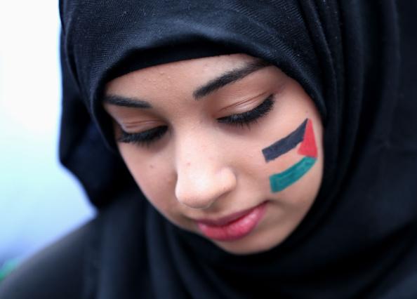 Oli Scarff「Israeli Embassy Demonstration In London」:写真・画像(0)[壁紙.com]