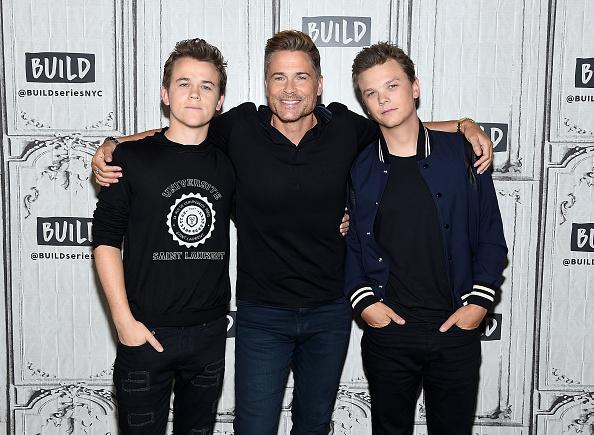 トピックス「Build Presents Rob Lowe And His Sons Matthew Lowe and John Owen Lowe Discussing 'The Lowe Files'」:写真・画像(0)[壁紙.com]