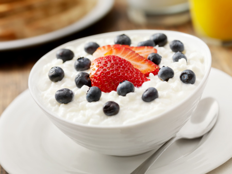 Cottage Cheese「Cottage Cheese with Fresh Fruit」:スマホ壁紙(8)