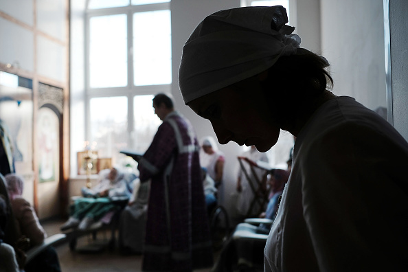 Church「A Glimpse Into Life In Russia Today」:写真・画像(16)[壁紙.com]