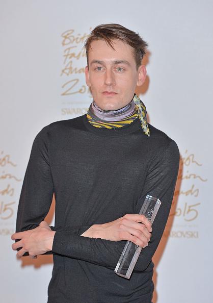 London Coliseum「British Fashion Awards 2015 - Winners Room」:写真・画像(5)[壁紙.com]