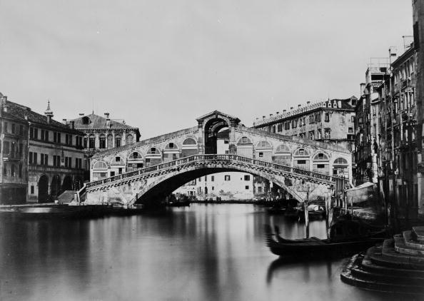 Bridge - Built Structure「Rialto Bridge」:写真・画像(17)[壁紙.com]