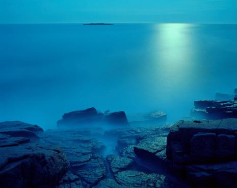 Coastline「Rocky ocean shore」:スマホ壁紙(16)