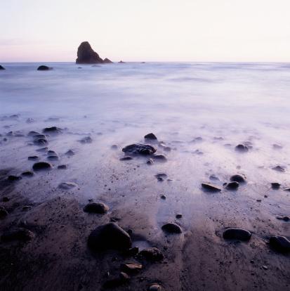 Cannon Beach「Rocky ocean beach」:スマホ壁紙(17)