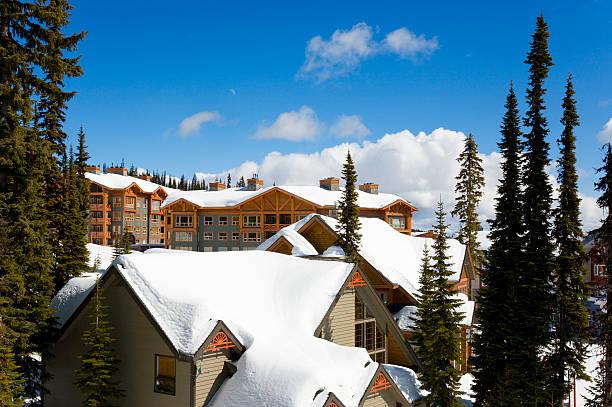 Ski Resort:スマホ壁紙(壁紙.com)